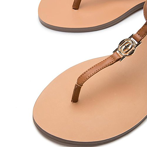 On Ladies Womens Elastic Ankle Beach Holiday Summer Strappy A Flat Shoes Sandals CJC Slip CPxnqv