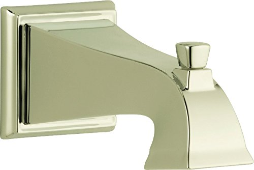 Polished Nickel Spout - 3