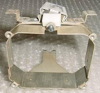Aircraft Avionics Instrument Mounting Ring