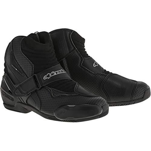 (Alpinestars SMX-1 R Vented Boots (44) (BLACK))
