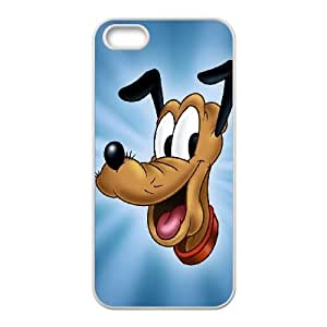 Mickey's Magical Christmas Snowed in at the House of Mouse iPhone 4 4s Cell Phone Case White Gciqw