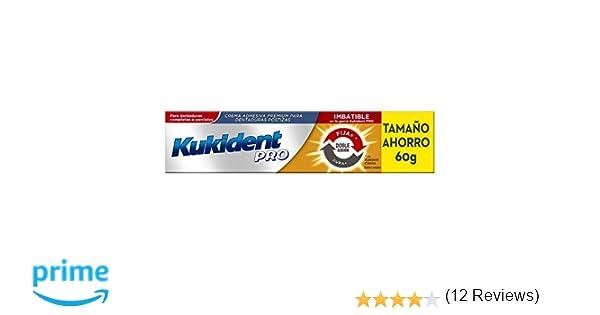 Kukident pro doble accion 60gr tamñ ahor: Amazon.es: Salud y cuidado personal