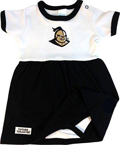 Future Tailgater UCF Central Florida Knights Baby Onesie Dress (Newborn - 3 Months)