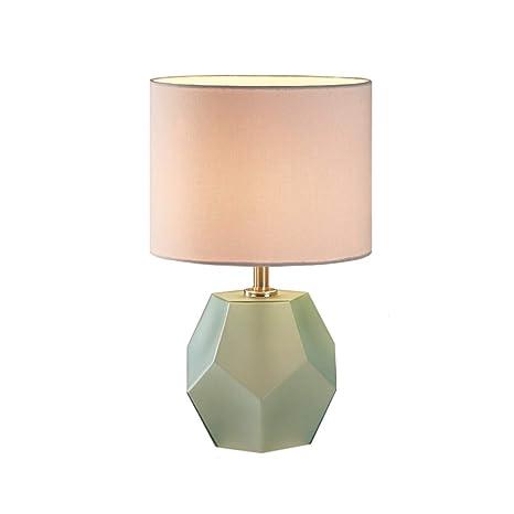 Amazon.com: CCSUN E26 - Lámpara de mesilla de noche con luz ...