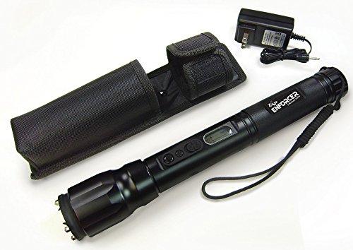 ZAP Enforcer – 2 Million Volt Flashlight by PS light