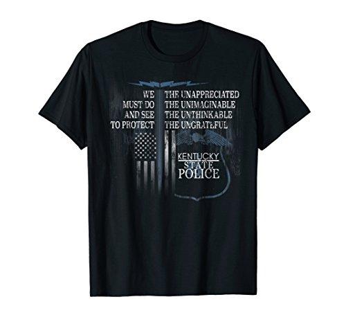 (Kentucky State Police Shirt Kentucky State Trooper Shirt)