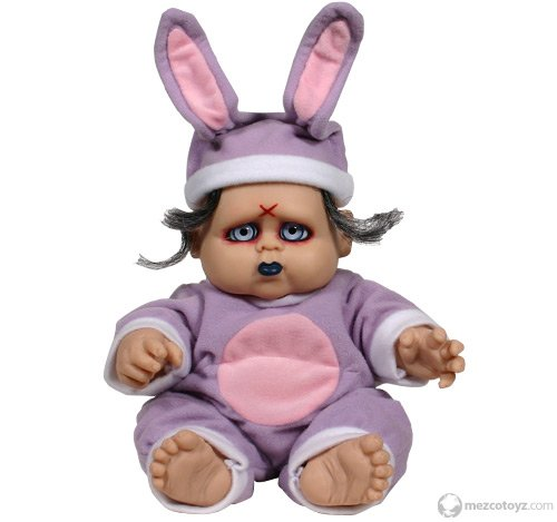 Living Dead Dolls Dollies Series 2 Eggzorcist (Dead Living Dollies)