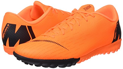 12 TF para de Vaporx Total Nike 810 fútbol Multicolor Orange Academy t Black Hombre Botas wqF5xR4A