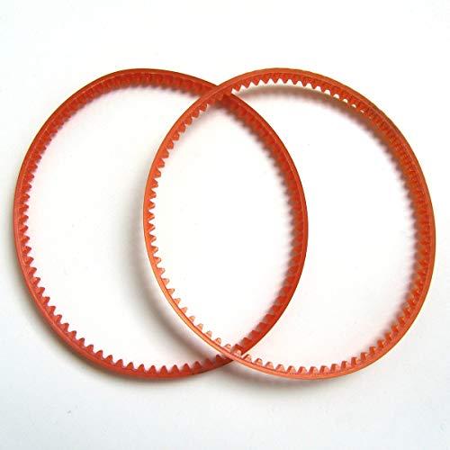 - KUNPENG - Universal Sewing Machine Motor Lug Belt 14 for Singer White Kenmore #MB350=1400L (2PCS)