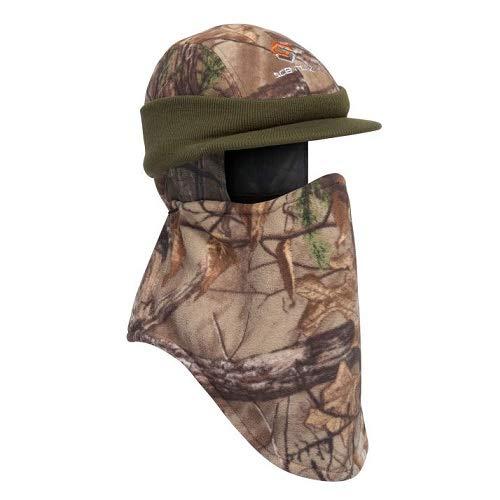 ScentLok Radar-Styled Fleece Headcover (Realtree Edge, One Size)