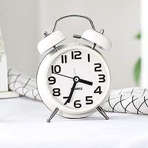 Warm Heart Sencillo Reloj De Alarma De Dibujos Animados para ...