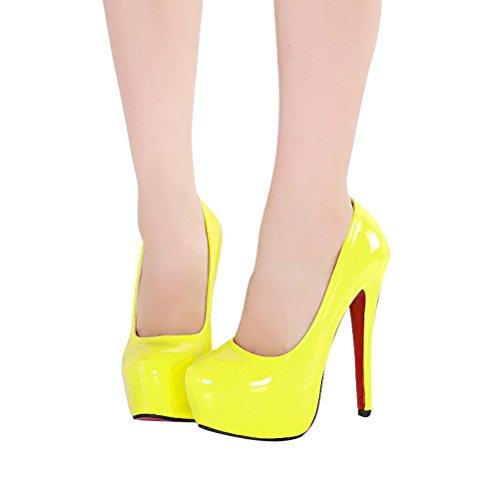 Yellow Stiletto - 1