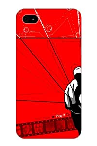 New Tpu Hard Case Premium Iphone 4/4s Skin Case Cover(anime Cool) For Christmas Gift