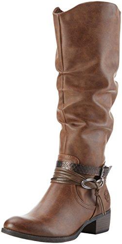 buy online d14d2 e37a1 MARCO TOZZI Women's 25531 Long Boots