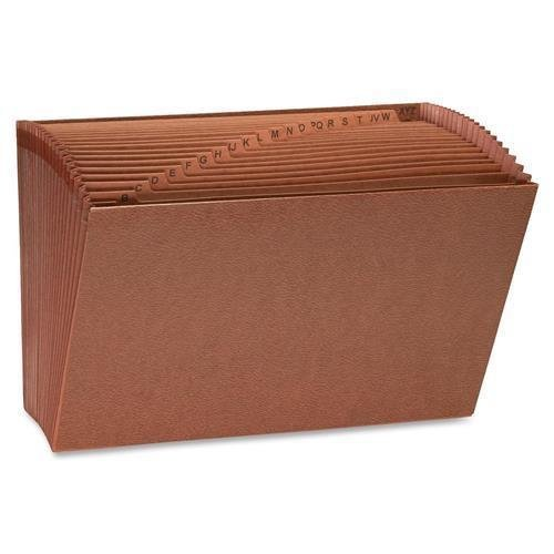 Price comparison product image SPR26537 - Sparco Heavy-Duty Accordion Files without Flap