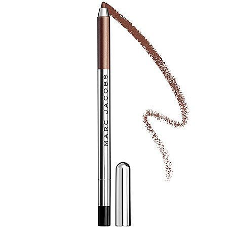 Highliner - Gel Crayon Marc Jacobs Beauty 0.1 Oz Ro (Cocoa) - Bronze with Shimmer | NEW by Marc Jacobs Beauty