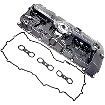 Amazon com: Engine Valve Cover with Gaskets and Bolts for BMW 128i