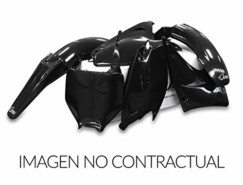 UFO KAKIT207K-001 Body Kit and Replacement Plastic (KX85 1-9 Black)