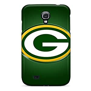 High-quality Durability Case For Galaxy S4(green Bay Packers)