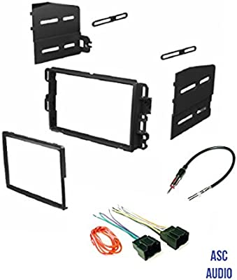 Strange Amazon Com Asc Car Stereo Dash Kit Wire Harness And Antenna Wiring 101 Xrenketaxxcnl