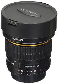 Rokinon FE8M-N 8mm F3.5 Fisheye Fixed Lens for Nikon (Black) (B002LTWDSK) | Amazon price tracker / tracking, Amazon price history charts, Amazon price watches, Amazon price drop alerts