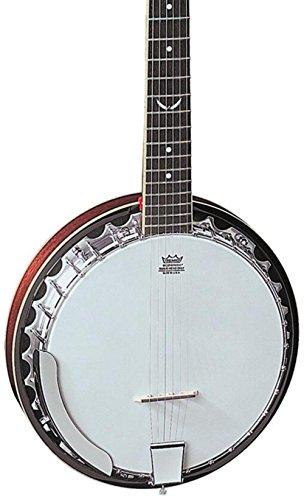 [Dean Backwoods 6 Banjo - Natural] (Dean Backwoods 6 String Banjo)