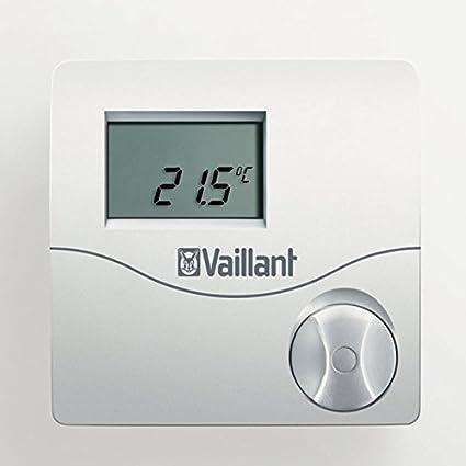 Vaillant vrt50 Digital termostato de habitación