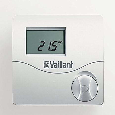 Vaillant vrt50 Digital termostato de habitación: Amazon.es: Bricolaje y herramientas