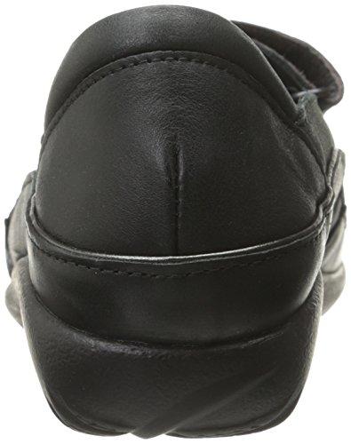 Matai Naot Black Shiny Casual Nero Donna Leather TgdUFgx