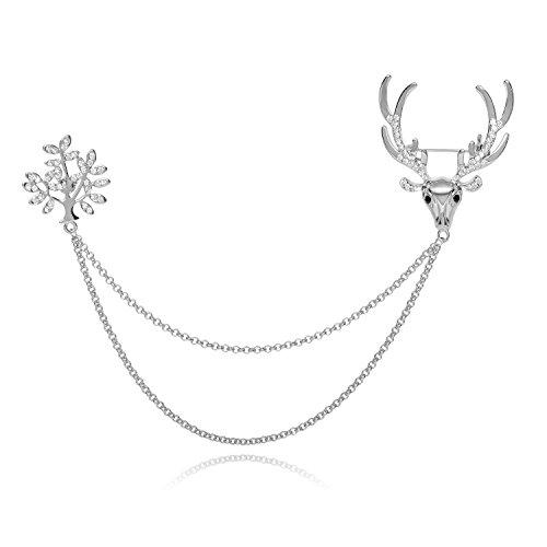 Deer Pin Brooch - 2