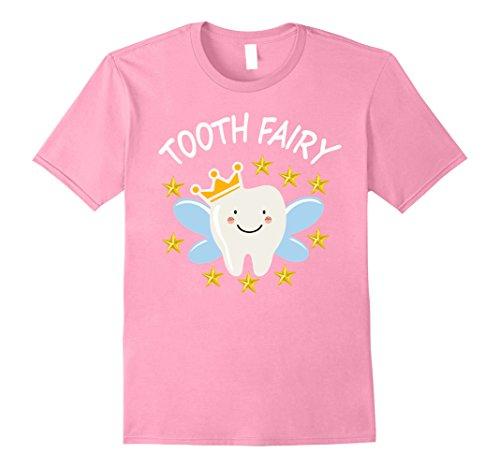 Mens Tooth Fairy Halloween Costume T-Shirt Gift Medium