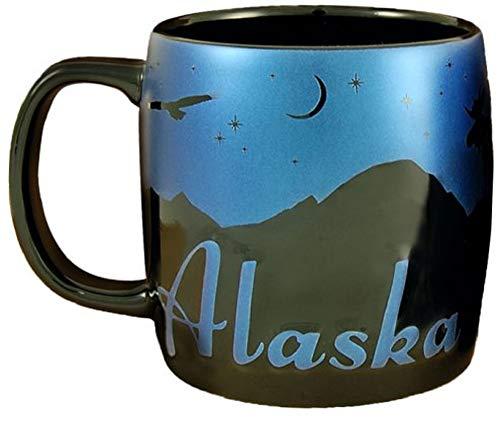 - Americaware Huge 24oz Alaska Night Sky Mug Stunning