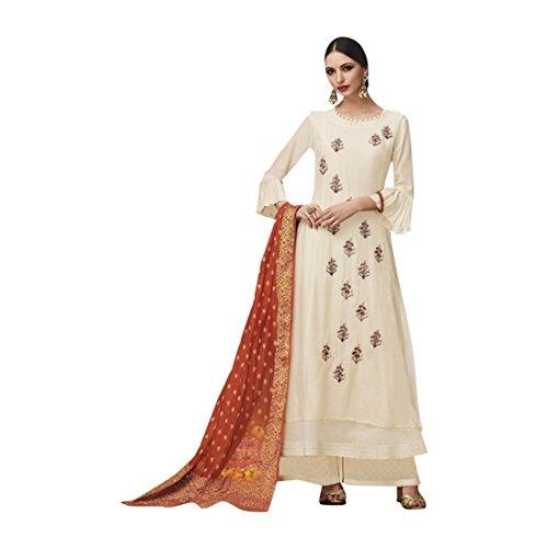 prachi per desai designer abito indiano musulmana vestito Straight donne Party 2531 Bollywood Salwar indiano Suit Personalizza misurare Wear pakistano fdFqgWdI