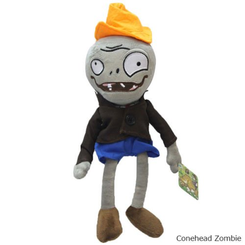 [Shalleen Cute Soft Doll PLANTS vs. ZOMBIES Plush Toy Doll 13cm-35cm Kids Gift] (Annoying Orange Kids Costumes)
