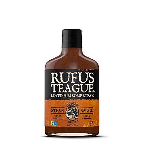 Rufus Teague - Spicy Steak Sauce 7oz