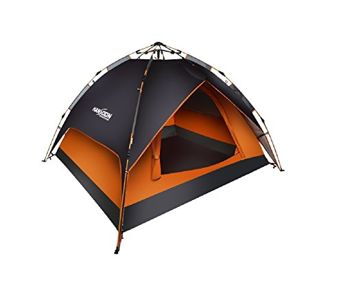 Kansoon-Automatic-Instant-Dome-Tent-2-3-Person-  sc 1 st  c&gear.co & Kansoon Automatic Instant Dome Tent 2-3 Person Camping Cabin with ...