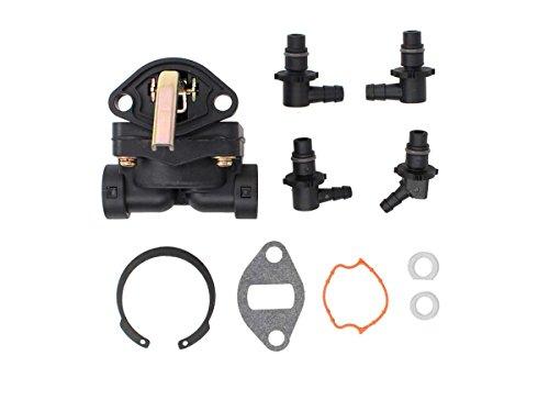 Fuel Pump For K-Series K241 K301 K321 14 hp K341 16 hp 10 12 hp & M10 M12 M14 M16 Engine Generator John Deere Wheelhorse Tractor Replaces Rotary 10211 47 559 11-S 47 559 04-S