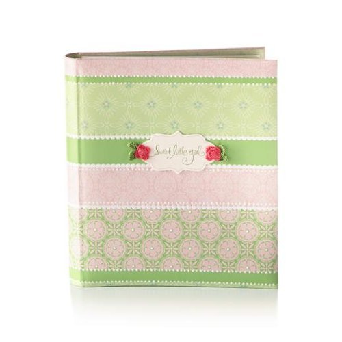 Hallmark Sweet Little Girl 5 Year Memory Book