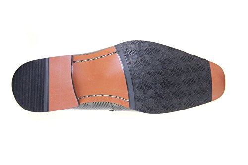 Slip Nxt Hommes Sur Des Chaussures Habillées En Cuir Noir # N2740