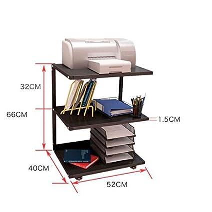 HQQ Estante de Impresión de microondas de Múltiples Capas bastidores dispensador de Agua Mesa Auxiliar mesita