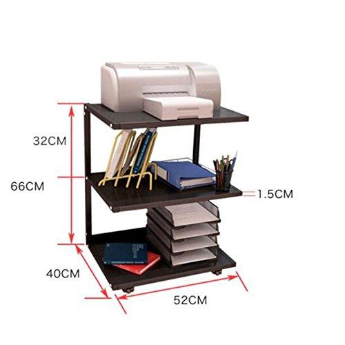 HQQ Estante de impresión de microondas de múltiples Capas ...