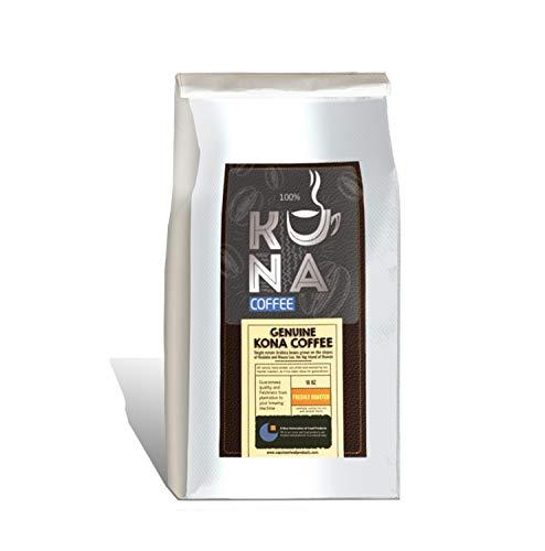 Hualalai Kona Coffee - Kona Single Estate Coffee Beans Dark Roast