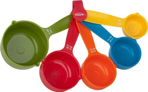 Trudeau 5-Piece Measuring Cup Set