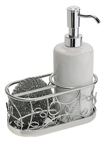 InterDesign Twigz Dispenser Sponge Scrubber
