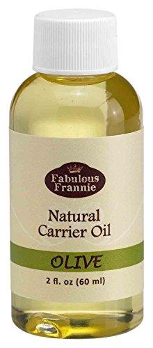 Olive Pure & Natural Carrier Oil 2 oz