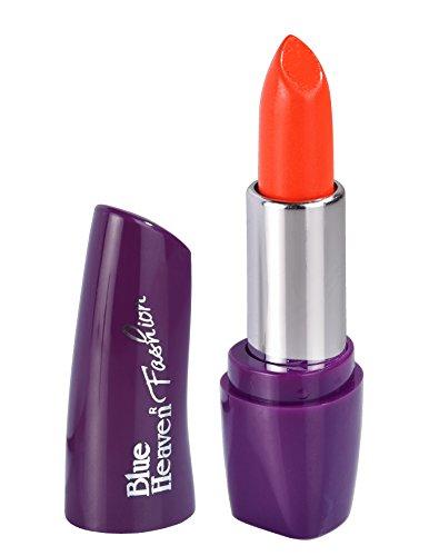 Blue Heaven Fashion lipstick  Orange, 4 Gms