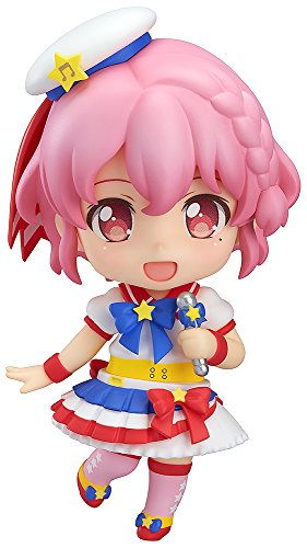 Good Smile PriPara: Reona West Fortune Party Cyalume Nendoroid Co-De Action Figure by Good Smile