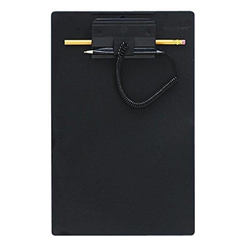 Mmf Wedgy Pen Clipboard - MMF258470004 - MMF Industries Clipboard w/Coil Pen