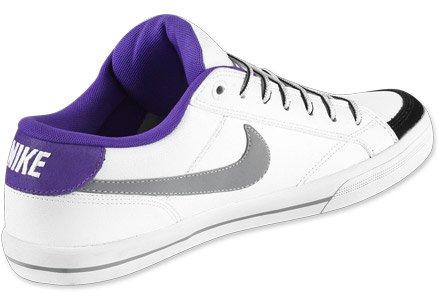 Nike - Air Max Tavas, Sneakers da Uomo Bianco / Viola