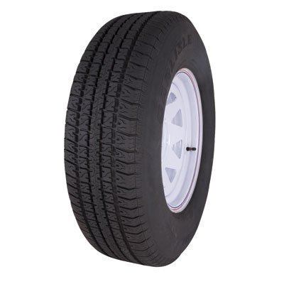 Carlisle Radial Trail Trailer Tire - ST205/75R14 TL